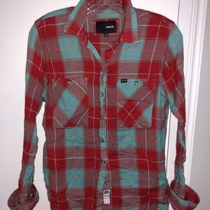 Hurley Women's Flannel